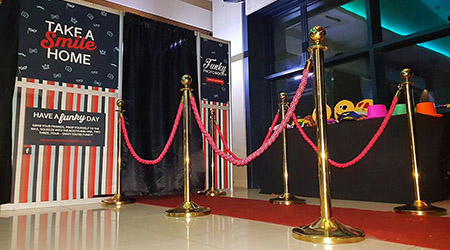 VIP Traditional Booth
